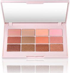 Laura Geller Beauty Nude Attitude Multi-Finish Eye Shadow Palette - ad, cosmetics, makeup, beauty