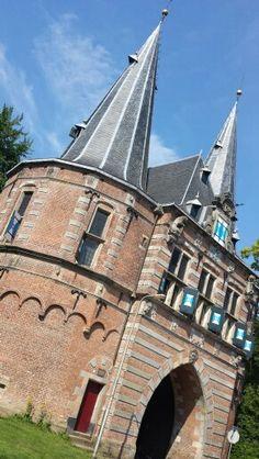 Nice towers in Kampen!