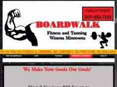 Webmaster Tools - Internal Links - http://www.boardwalkfitnesswinona.com/
