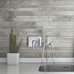 Floorgres 729498 Walks 1.0 Modulo Listello Sfalsato Gray Soft 21x40 cm