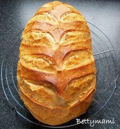 Heni kovászos turbó fehér kenyere