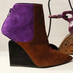 Pierre Hardy ~ disappearing heel