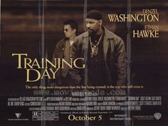 Training Day 11x17 Movie Poster (2001)