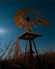This is an old windmill that sits just off of US 50 Highway on the south side of Belpre, Kansas.