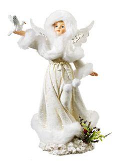 Engel mit Taube   im Käthe Wohlfahrt - Online Shop