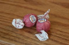Peppy-R-Mint Truffle Balls! Dan's chocolates