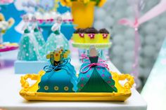 Frozen Fever Party, Birthday Cake, Desserts, Food, Frozen Party, Tailgate Desserts, Birthday Cakes, Deserts, Meals