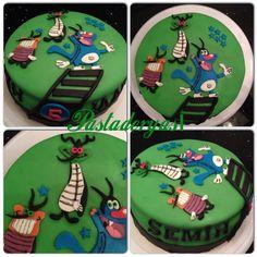 Oggy cake