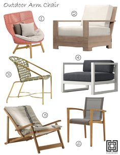 Best Outdoor Armchairs | COCOCOZY