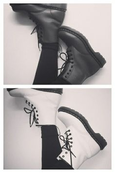 Idk how I feel about Doc Martens, they seem bulky imo compared to other combat boots.
