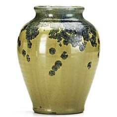 PISGAH FOREST Crystalline vase