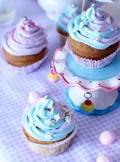 cupcakes na maślance krem z mąki 2