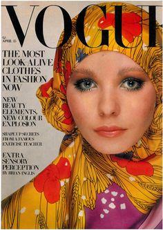 Vogue, April 1969
