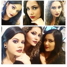Halloween Chic no Beauty Team da NYX do Parque Shopping Maceió
