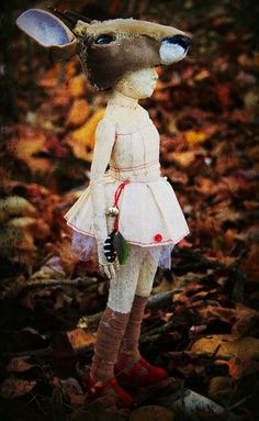 is this a Pidgin doll? or another... nice Artistic piece!