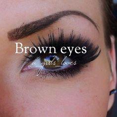 Brown eyes ☺