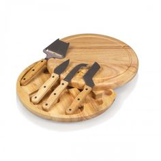 Perfect to end any night, get the Circo Cheese Board, available at the Food Network Store.