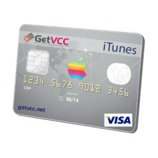 Anonymous (Use Any Name) Itunes Verification Virtual Credit Card (not reloadable) With this VCC you can verify your accounts without leaking your information. We will give you the complete 16 digits virtual credit card number , 3 Digits Security Number, and the Expiry Date. Our cards work no matter what your name is and no matter where you live.