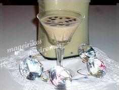 Λικέρ καφέ Recipe Images, Homemade Gifts, Martini, Drinks, Tableware, Glass, Recipes, Sweets, Eat