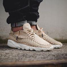 Chubster favourite ! - Coup de cœur du Chubster ! - shoes for men - chaussures pour homme - sneakers - boots - Nike Air Footscape Woven