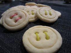 """decorated cookies """"Knöpfe"""" von Monsieur Koko"""