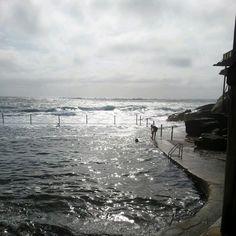 Morning swim at Wiley Baths