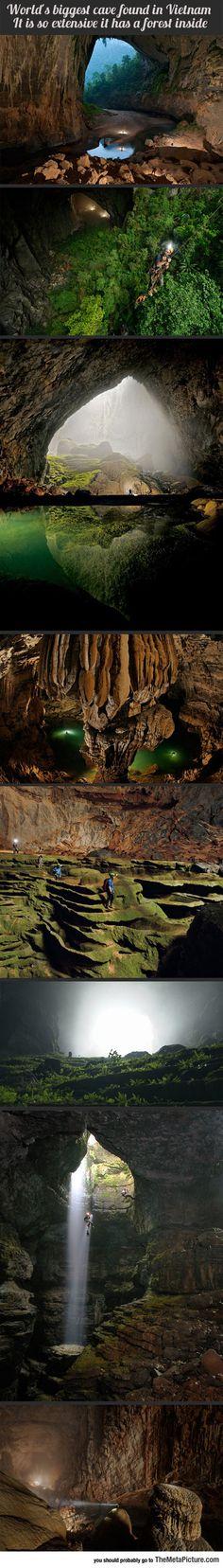 La cueva más grande del mundo - Vietnam