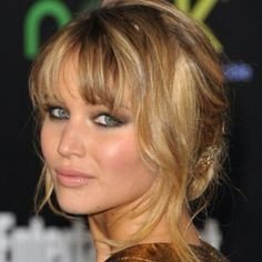 Jennifer Lawrence Caramel honey blonde