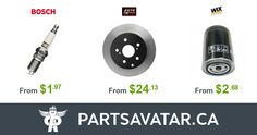 auto parts canada Partsavatar, like other auto parts retailers (rockauto, napa auto, partsmonkey) sells auto parts in Canada with 24 hour shipping. https://partsavatar.ca