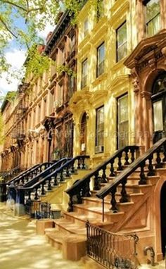 Harlem, New York -- a city I have never been to, but that I am completely in love with.