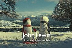 john lewis advert 2012 - John Lewis Christmas adverts are the best! I look forward to seeing the new one every year!