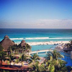 Instagram user tally shares villa views - The Westin Lagunamar Ocean Resort Villas & Spa #svnlife #cancun
