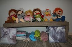 Living Puppets, Teddy Bear, Toys, Animals, Friends, Activity Toys, Animales, Animaux, Clearance Toys
