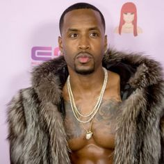 NSFW! Ladies Are LOSING IT Over Safaree Samuels' Nudes That Leaked Online