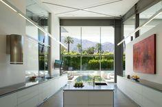 desert canopy house - sander architects