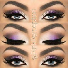 Purple #MakeupBrushes #EyeMakeUp