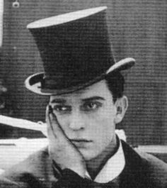 """My favorite photo of Buster Keaton from """"One Week"""" (1920)"""
