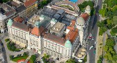 Danubius Hotel Gellért Budapest (Gellért szálló a Gellért fürdő mellett) Hungary, Budapest, Art Nouveau, Times Square, Endless, Travel, Medium, Pilots, Products