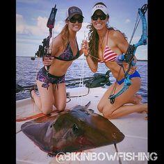 bikini bowfishing calendar - photo #33