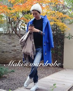 まとめてお返事しまっせー Ootd, Japanese Models, Her Style, Rain Jacket, Windbreaker, Winter Hats, Dressing, The Incredibles, Asian