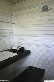 Kuvahaun tulos Sauna Design, Spa Rooms, Saunas, Blinds, New Homes, Relax, Home Appliances, Interior Design, Garage