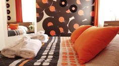 Wystrój apartamentu Roda Stewarta w Hotelu Filmar.  #design #podróże #travel #Toruń #Thorn #Poland #hotel