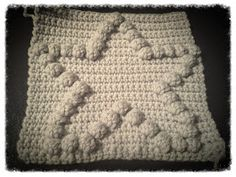 Lovely and Handmade: Patroon 'Bobble Star'