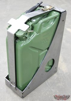 Universal Jerry Can Mount - 5 Gallon