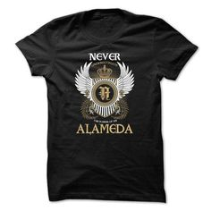 ALAMEDA Never Underestimate - #hoodie quotes #sweater nails. SATISFACTION GUARANTEED => https://www.sunfrog.com/Names/ALAMEDA-Never-Underestimate-bstwuopxlr.html?68278