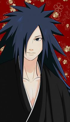 i just cant get enough of him <3 | We Heart It #madara #uchiha