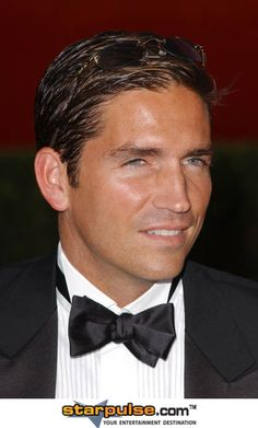 What would be my ultimate man actor Jim Caviezel-- tall,dark hair, & blue eyes. (Yes, completely superficial--just talking looks here) Amazing!