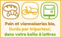 La Clef Des Champs Biocoop Conception Graphique Carte De Visite Boulangerie
