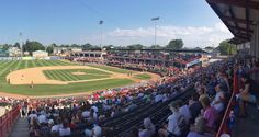 Big Buck Day crowd at Jerry Uht Park for the @erie_seawolves final game vs @BowieBaysox. #ErieLive