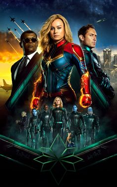 Captain marvel: the movie will set carol danvers as the new face of the avengers (image: marvel studios) Poster Marvel, Marvel Movie Posters, Marvel Quotes, Marvel Avengers, Marvel Heroes, Marvel Funny, Lee Pace, Colin Ford, Films Marvel